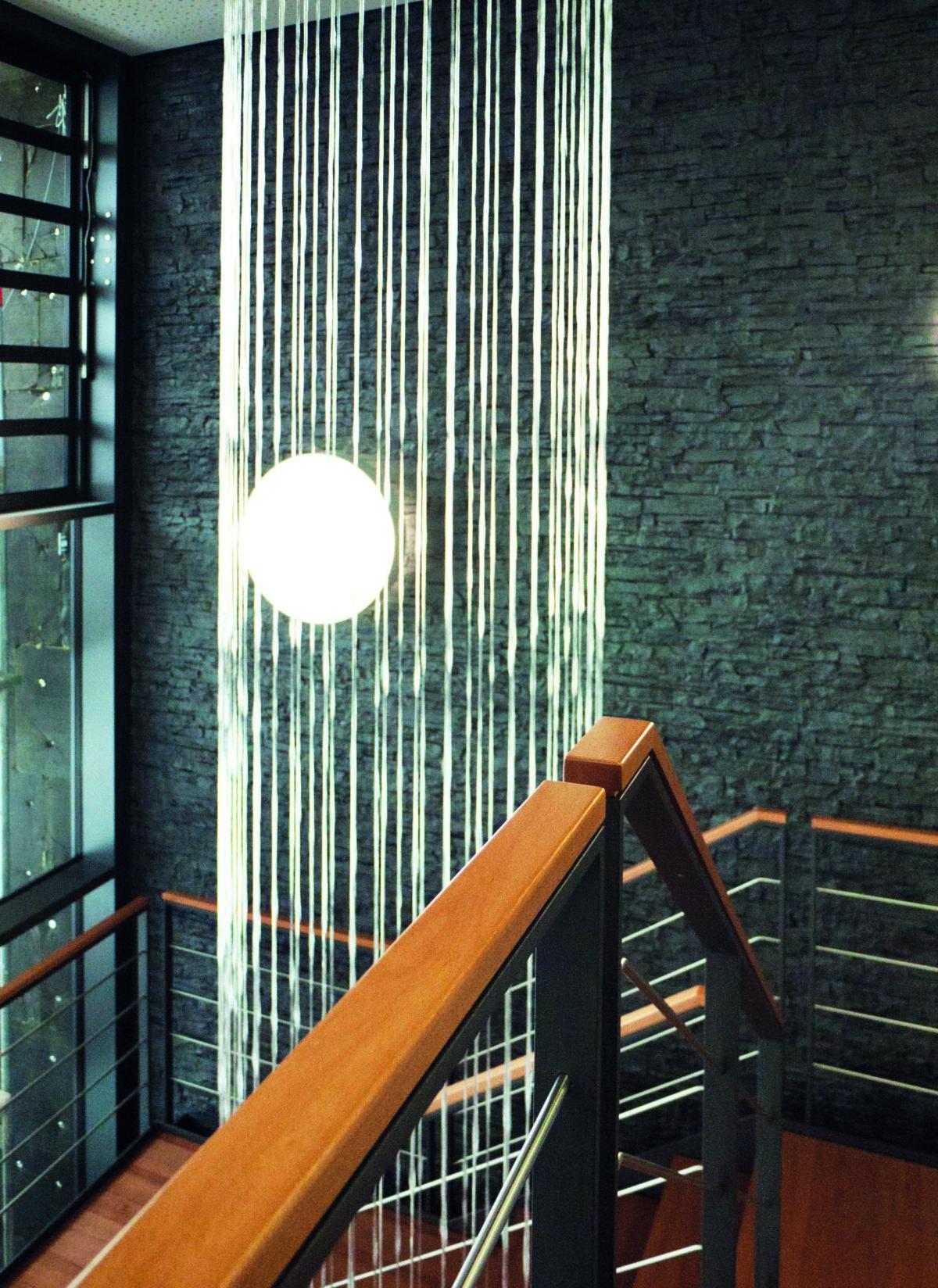 Neubau Bürogebäude und Montagehalle | Treppe