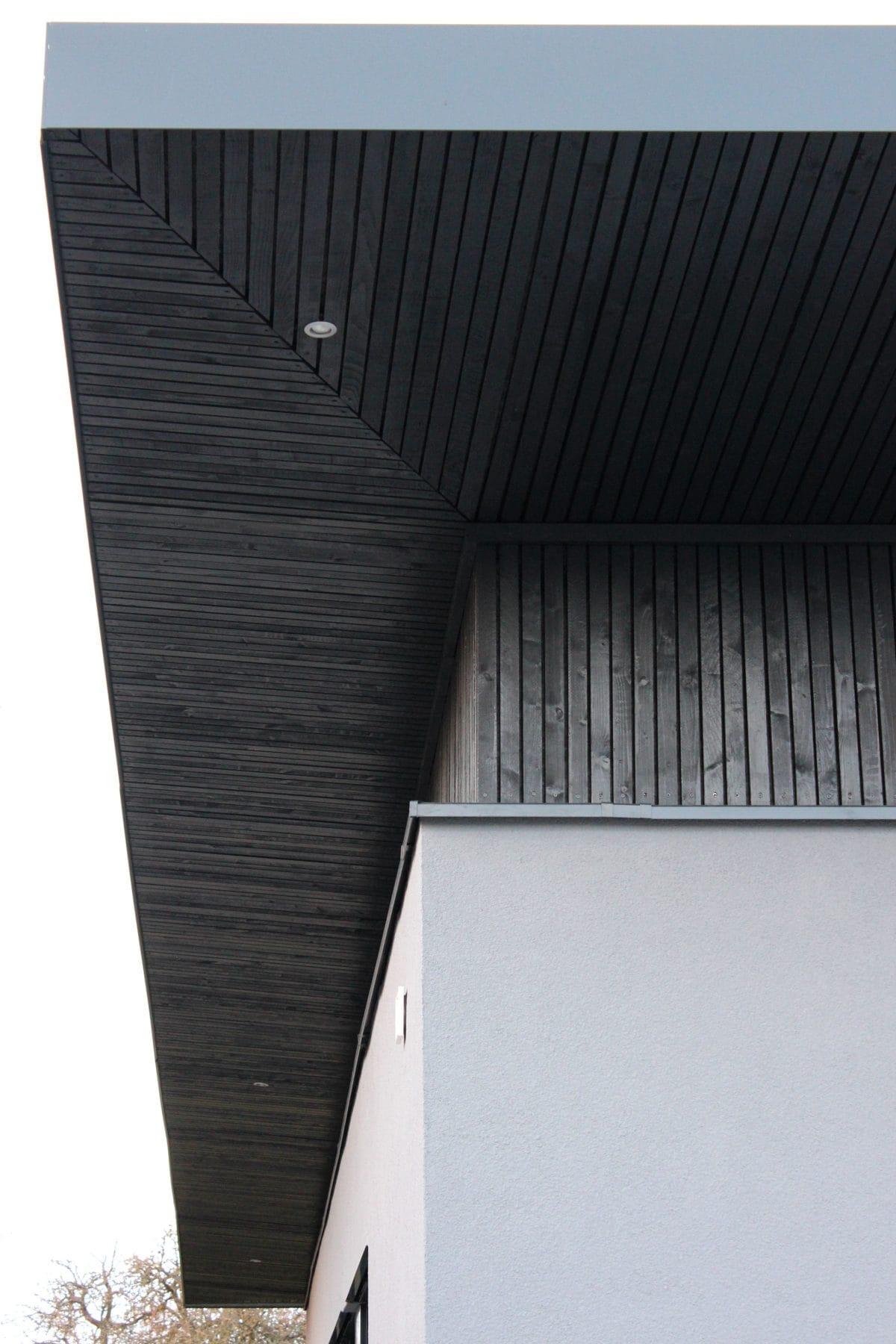 Neubau Schulgebäude mit Mensa in modularer Bauweise | Dach