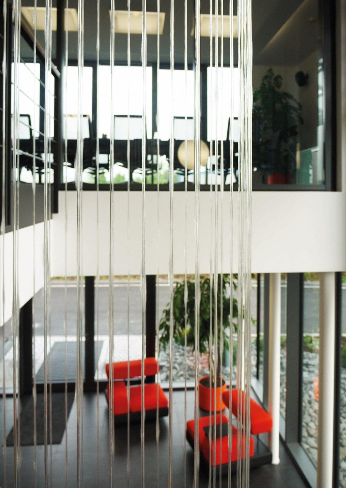 Neubau Bürogebäude und Montagehalle | Fadenbrunnen