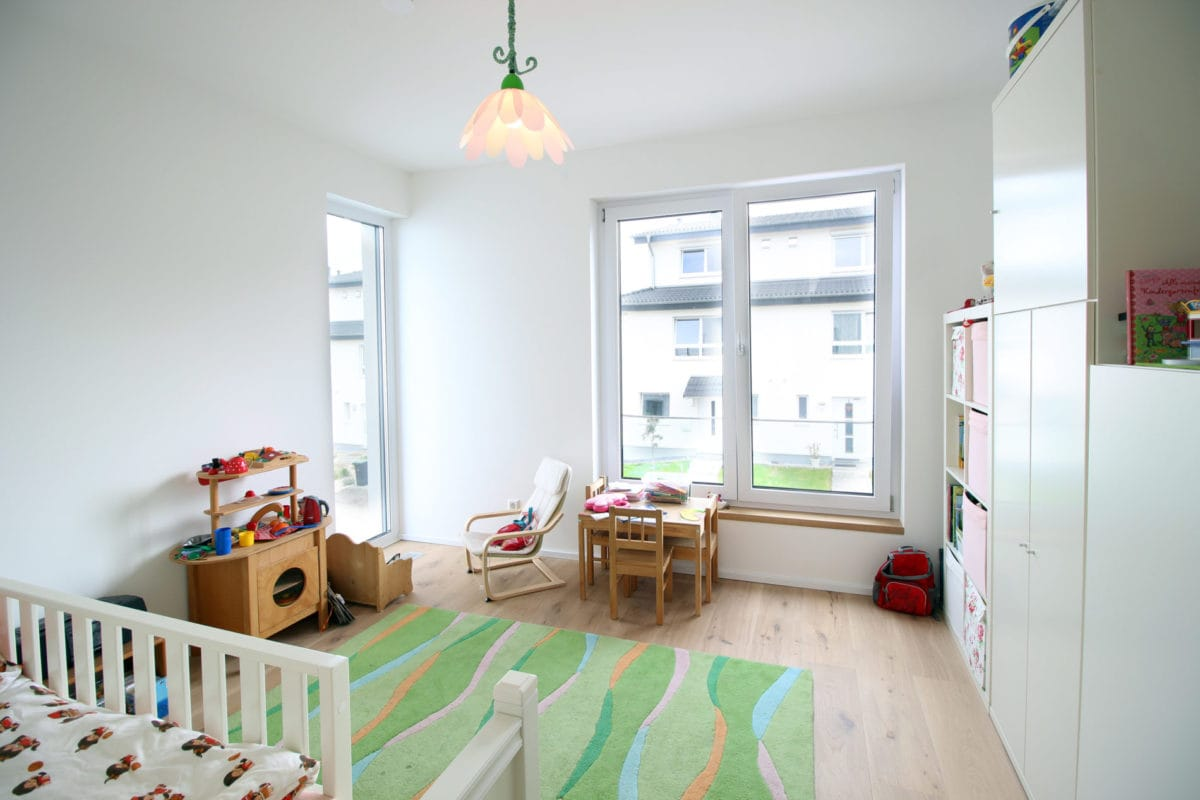 Neubau Haus in Bonn | Kinderzimmer