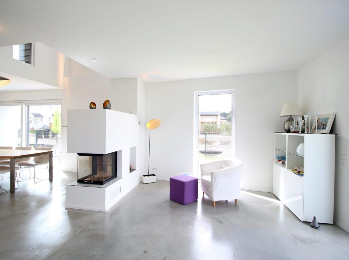 Neubau Haus in Bonn | Wohnzimmer