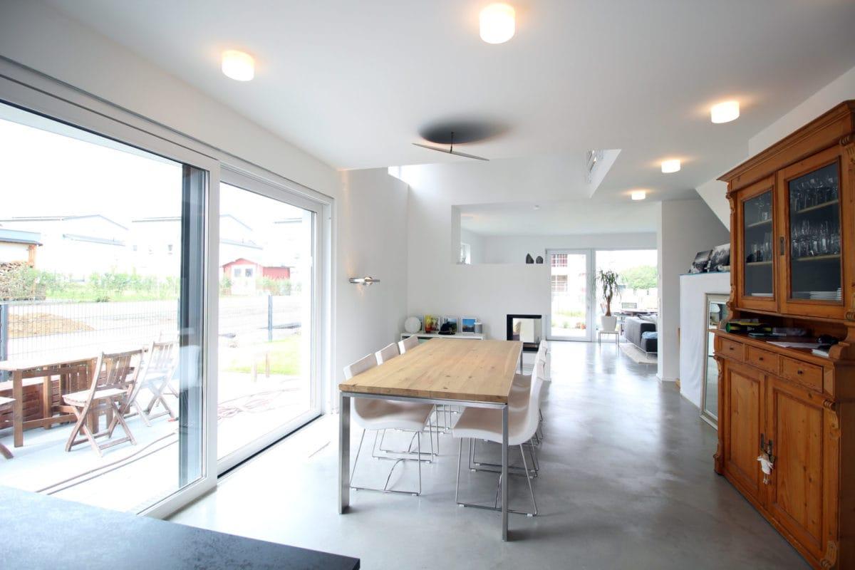 Neubau Haus in Bonn | Esszimmer