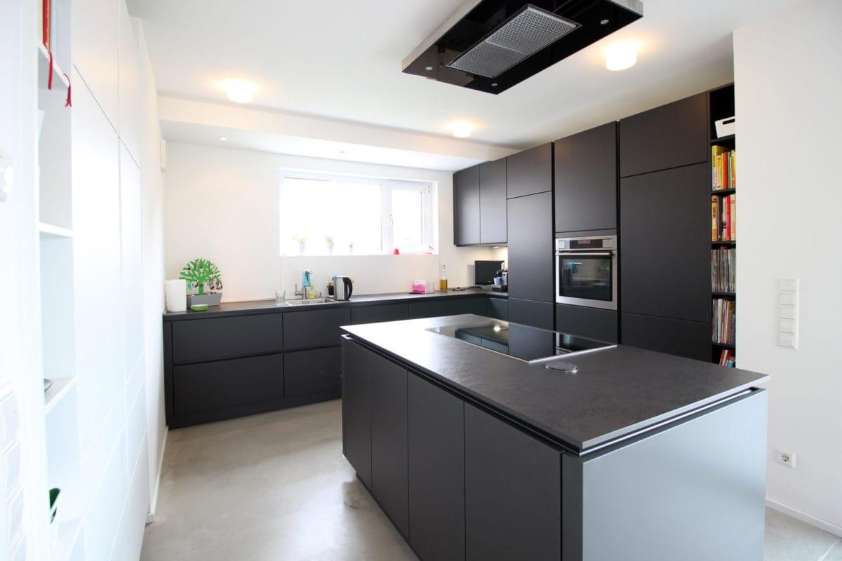 Neubau Haus in Bonn | Küche