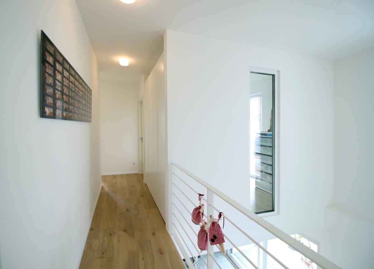 Neubau Haus in Bonn | Galerie, Luftraum