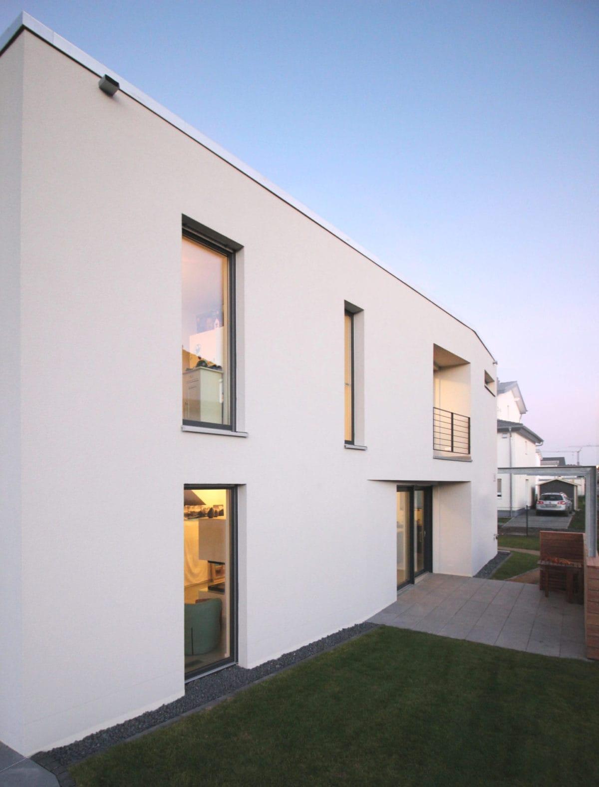 Neubau Haus in Bonn | Perspektive